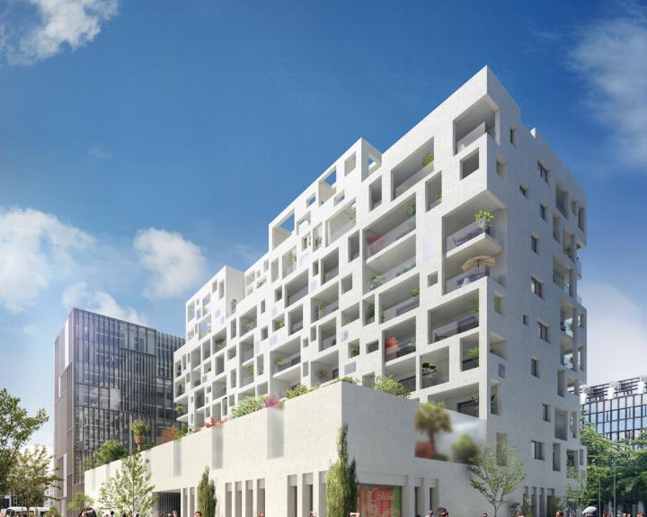 appartements accession abordable Nantes Nant'Ile