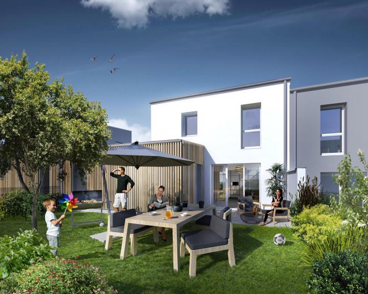 Villas Gaïa - Maisons T4