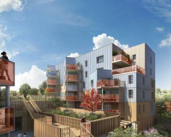 appartement T3 accession abordable  - Rezé
