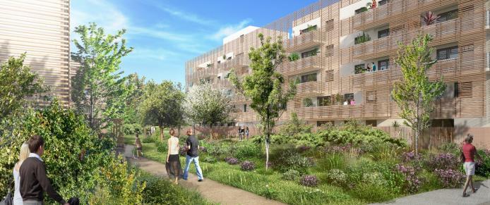 appartements accession abordable Port la Blanche Nantes